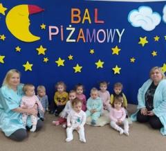 grupa Biedronki - Bal piżamowy