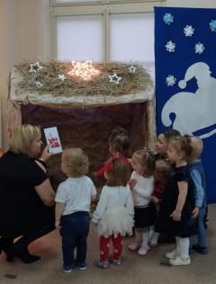 grupa Biedronki - Dziecięce kolędowanie