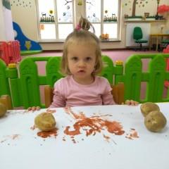 grupa Biedronki - Święto Pieczonego Ziemniaka