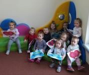 grupa Biedronki - W przygotowaniu do Dnia Rodziny