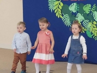 grupa Motylki - Dzień Rodziny