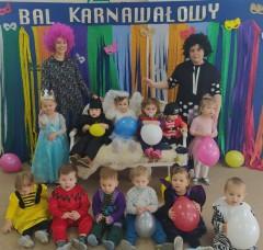 grupa Pszczółki - Bal Karnawałowy