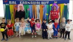 grupa Żabki - Bal Karnawałowy