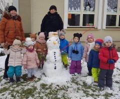 grupa Żabki - I tydzień ferii zimowych