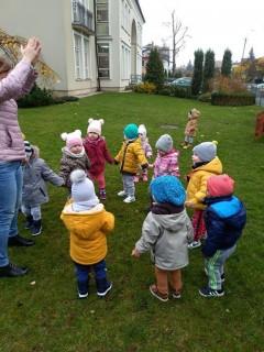 grupa Żabki - jesienny spacer