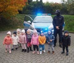 grupa Żabki - Spotkanie z policjantem